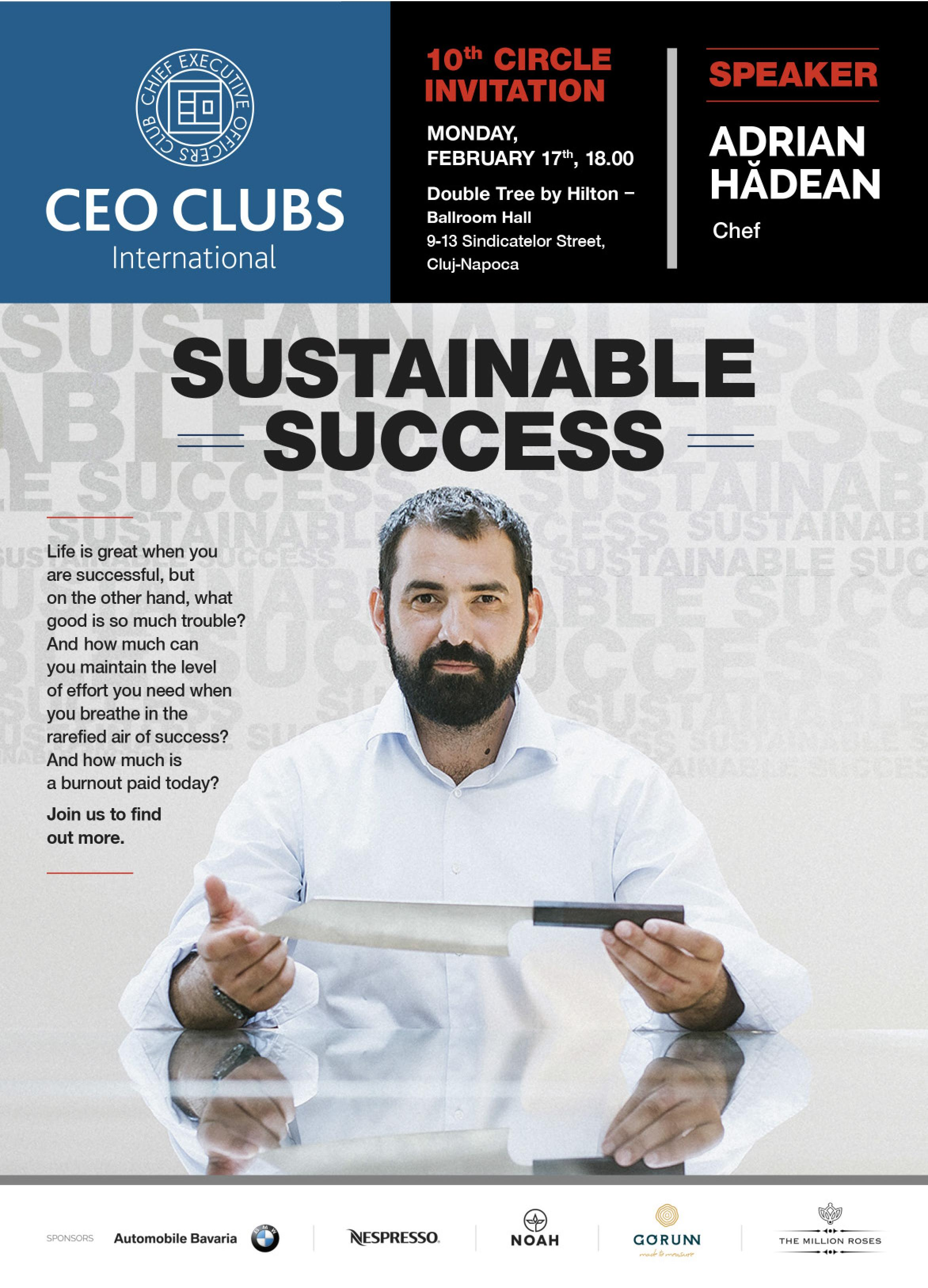 10th Circle: Sustainable Success