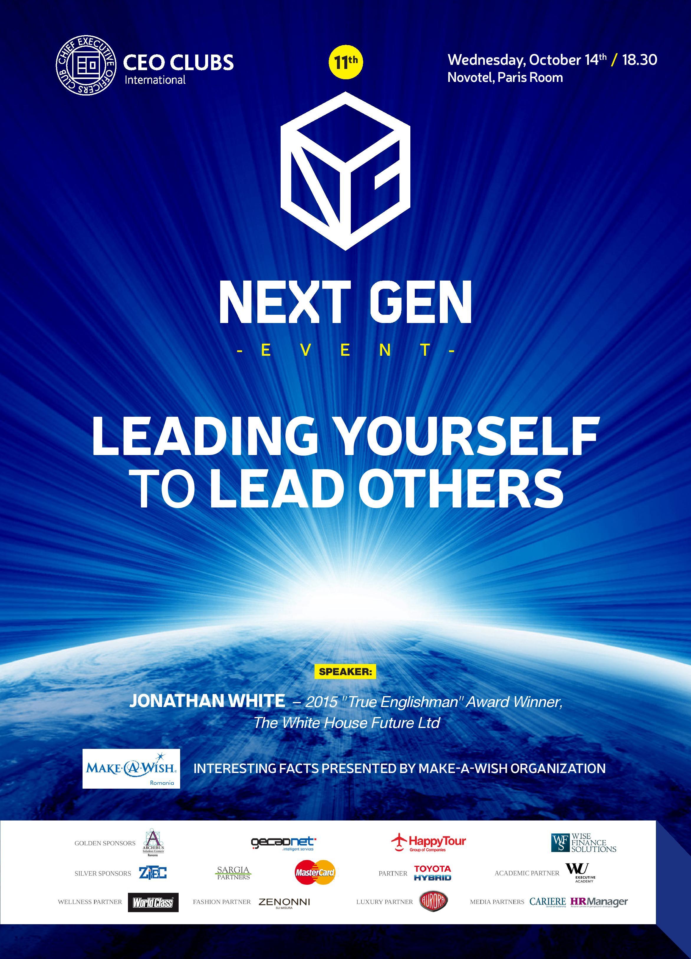 11th Next Gen Event