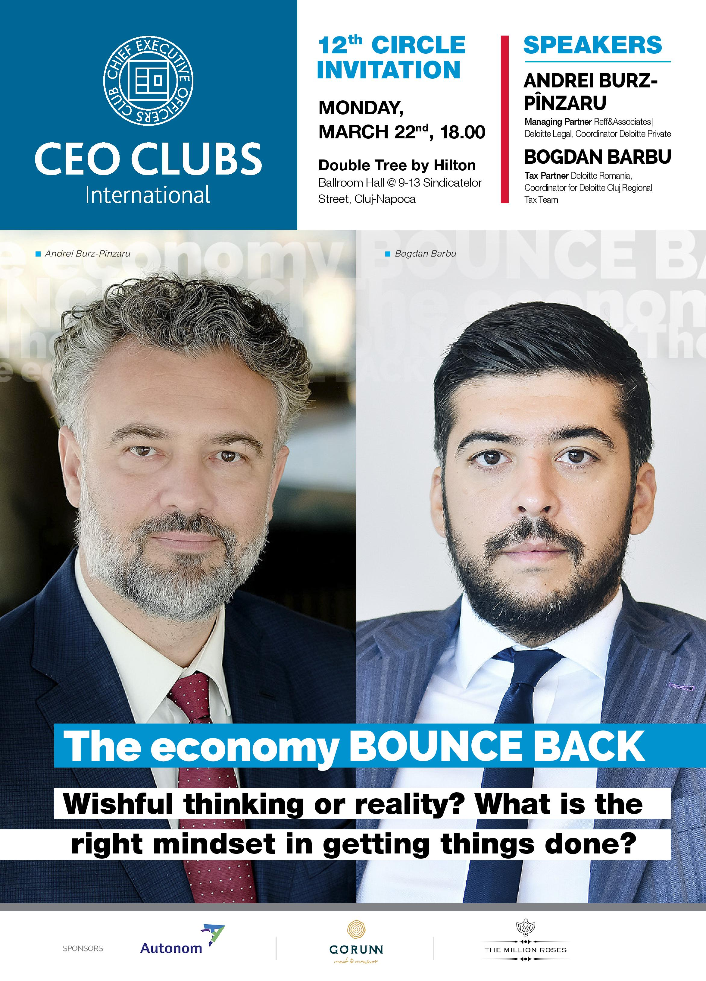 12th Circle: The Economy BOUNCE BACK