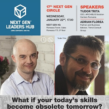 17th Circle - What if your today's skills become obsolete tomorrow? Can you reskill?