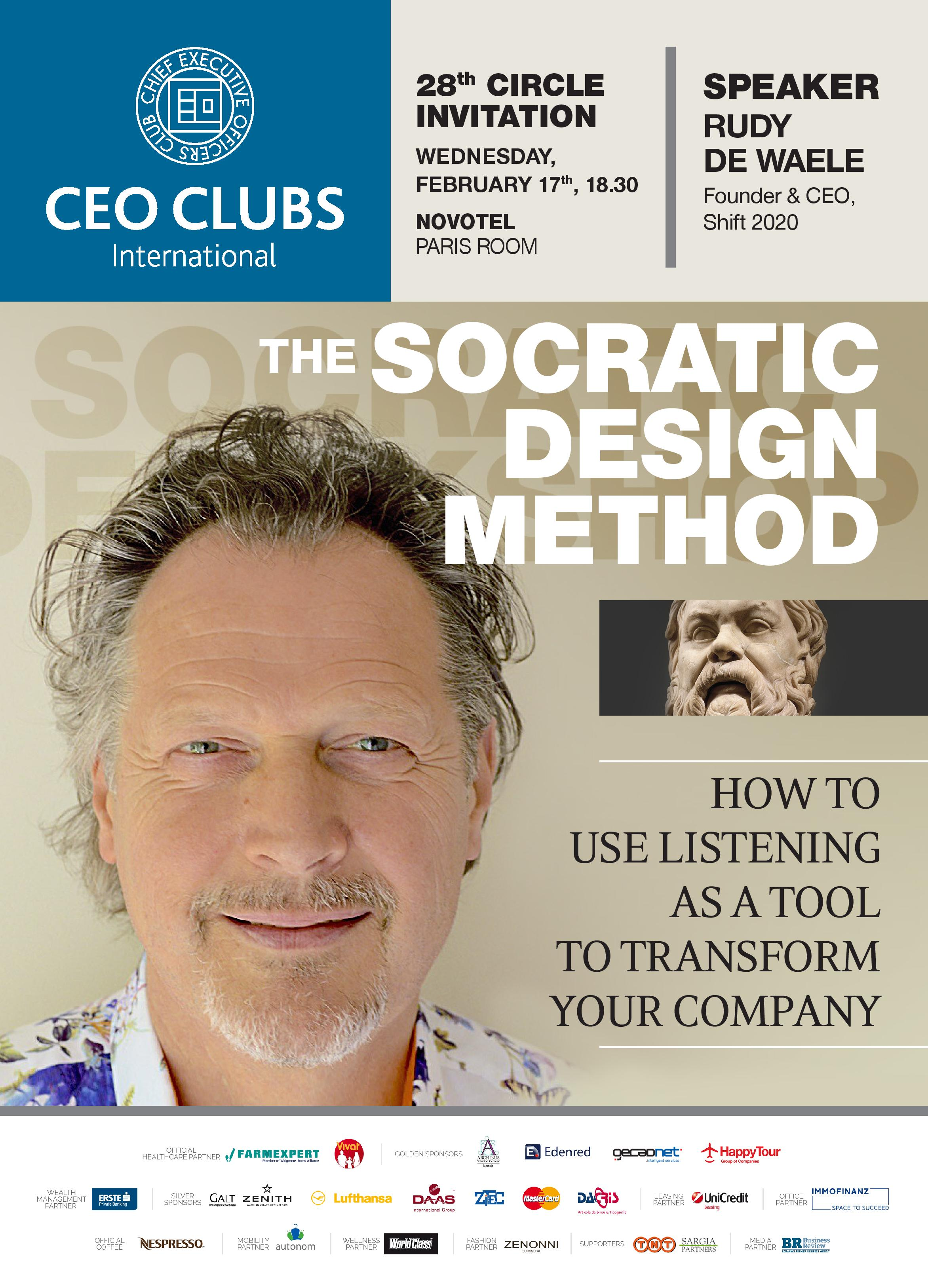 28th Circle: The Socratic Design Method