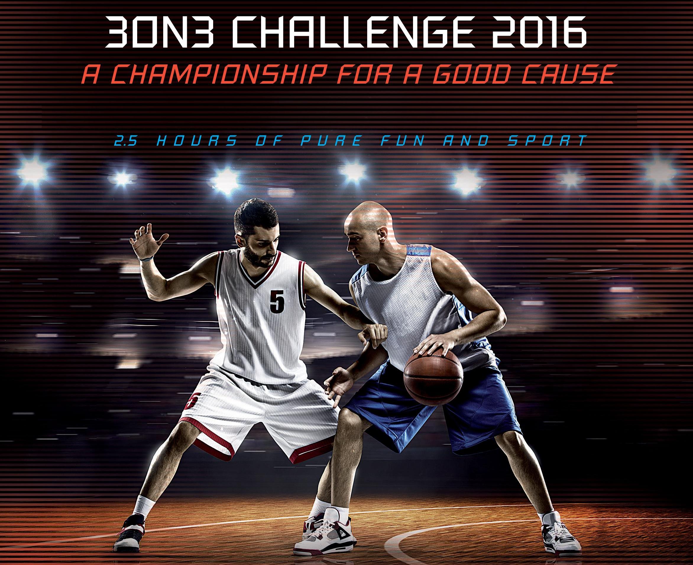 3ON3 Challenge 2016