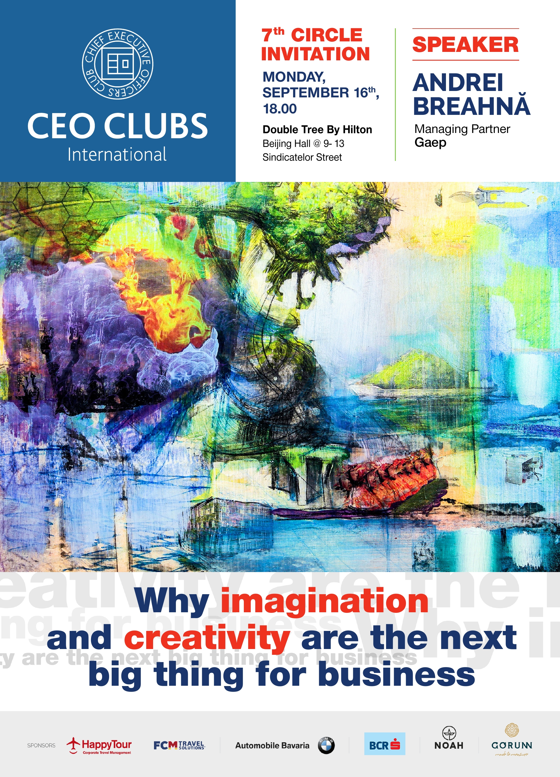 7th Circle: Why imagination and creativity are the next big thing for business