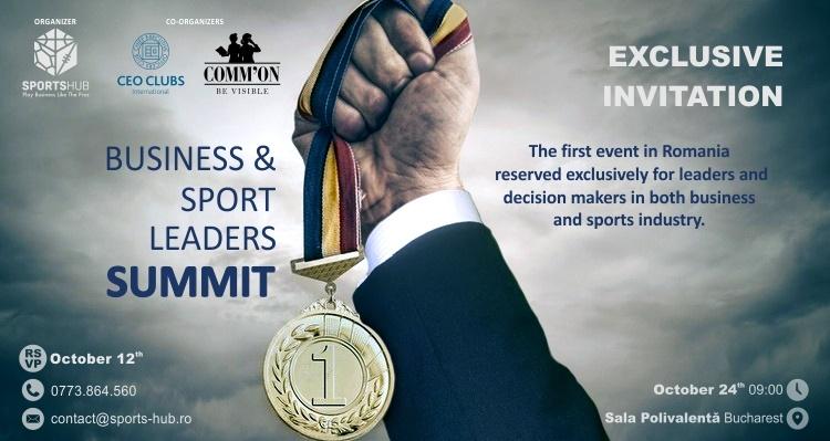 Business & Sport Leaders Summit