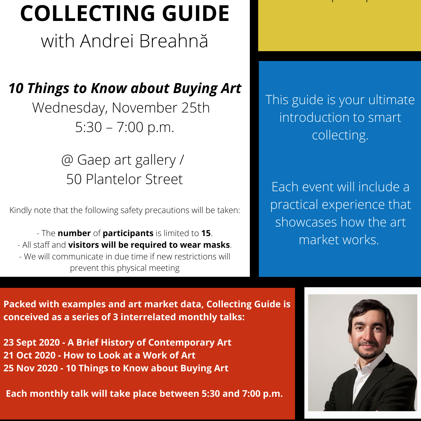 COLLECTING GUIDE - 10 Things to Know about Buying Art