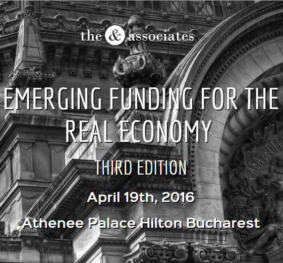 Emerging Funding for the Real Economy