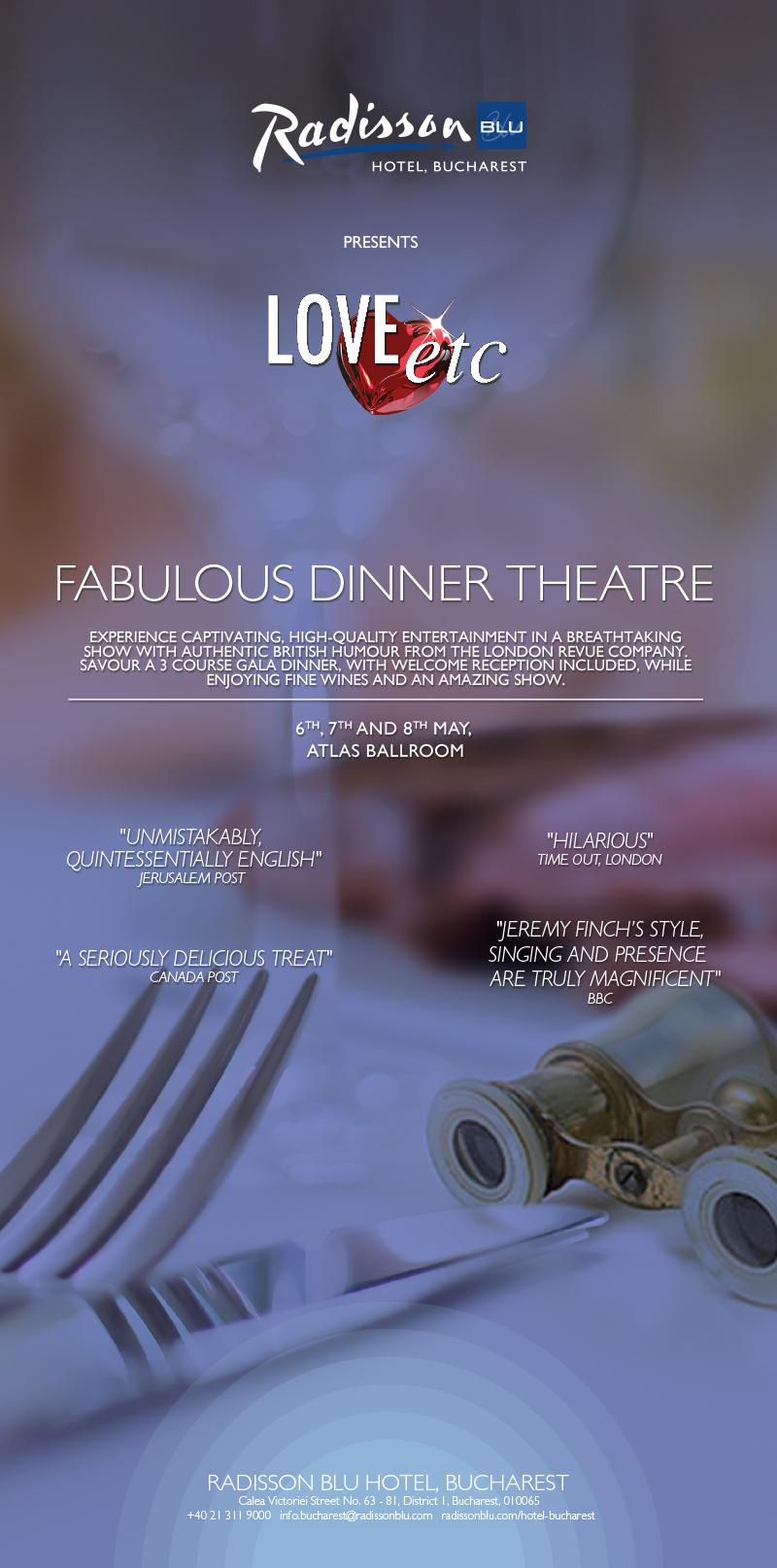 Fabulous Dinner Theatre