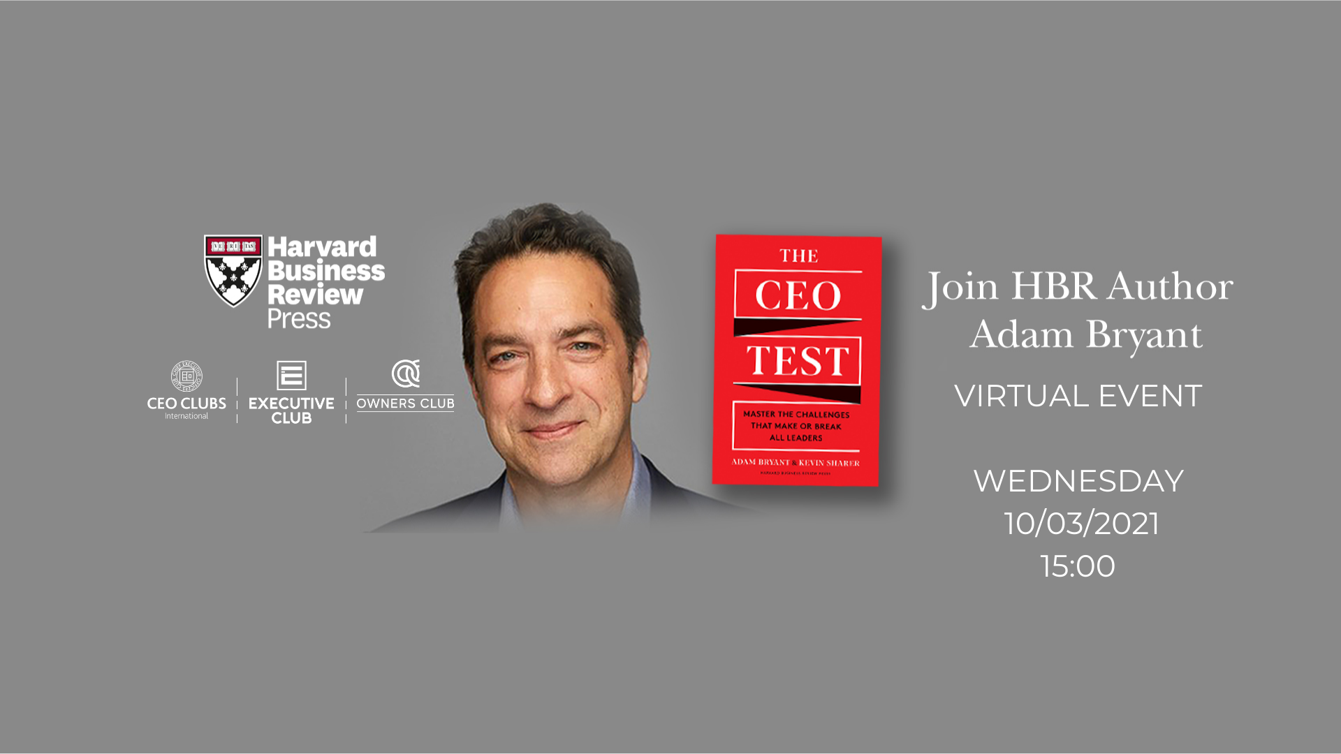 Harvard Business Review - The CEO Test: Master the Challenges that Make or Break All Leaders