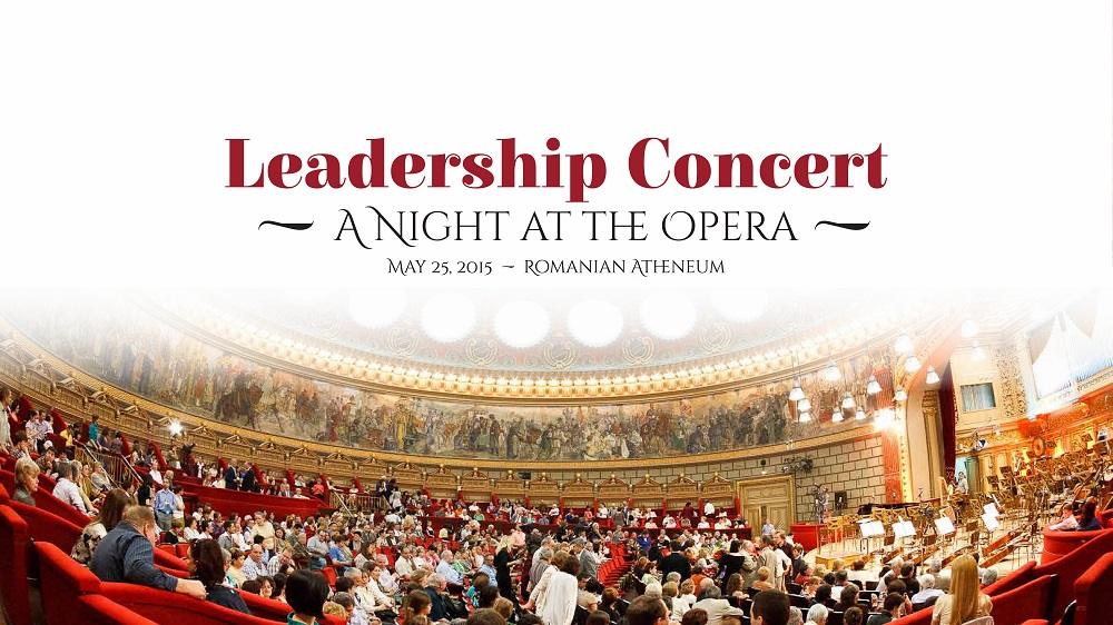 Leadership Concert: A night at the Opera