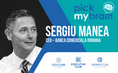 Live on Zoom: Pick my Brain - with Sergiu Manea