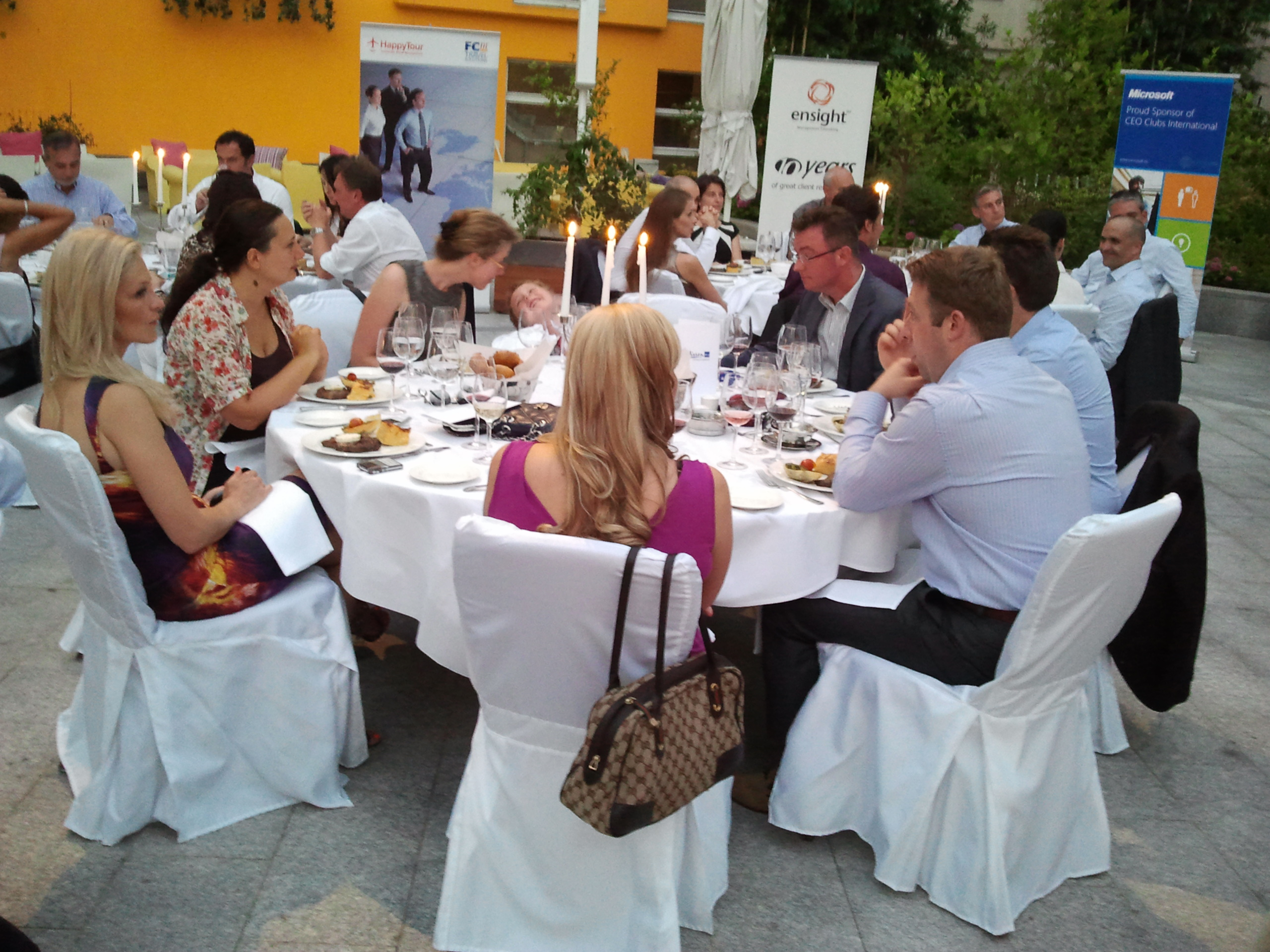 Summer Dinner 2012