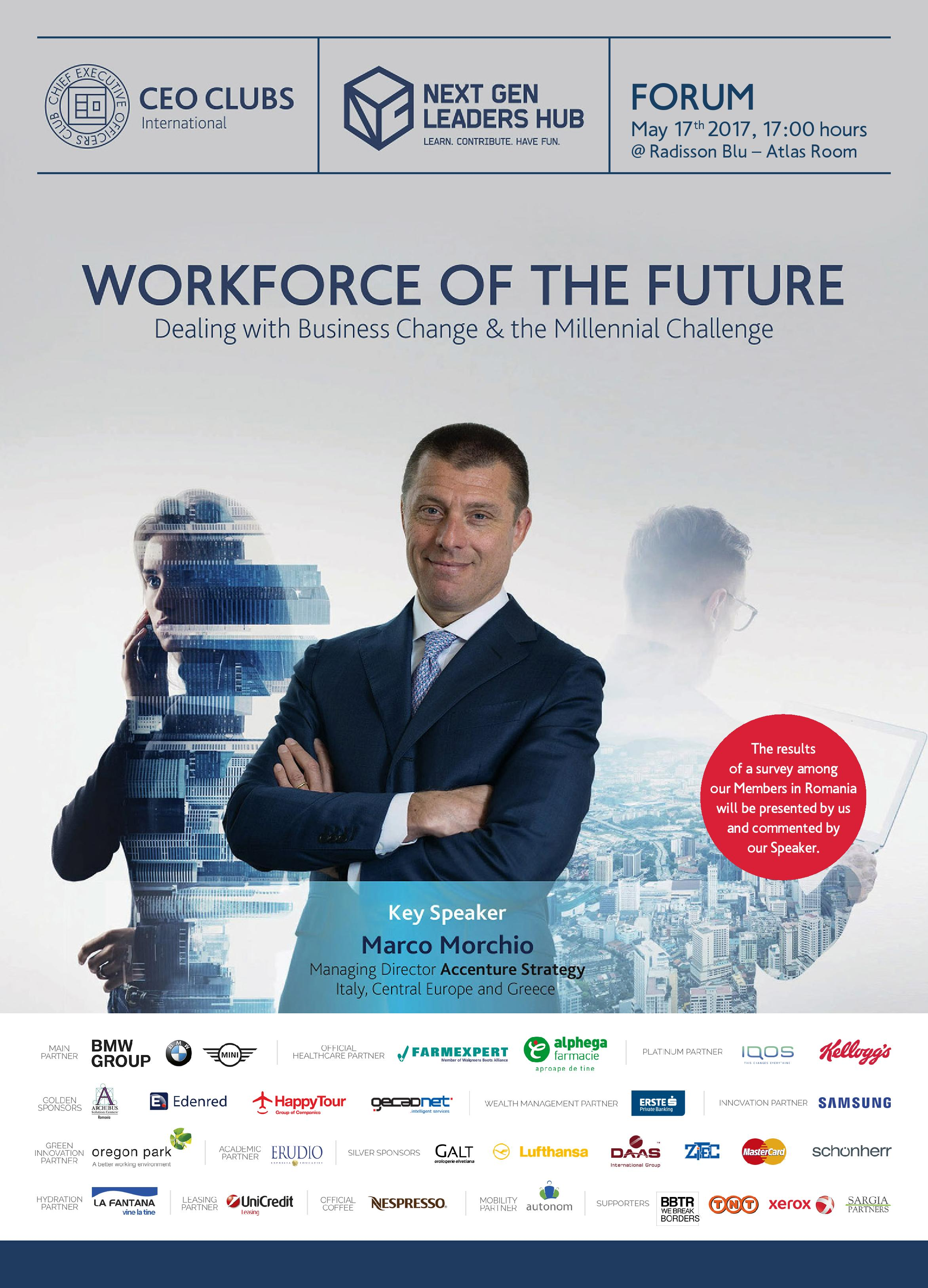The 11th Forum: Workforce of the Future