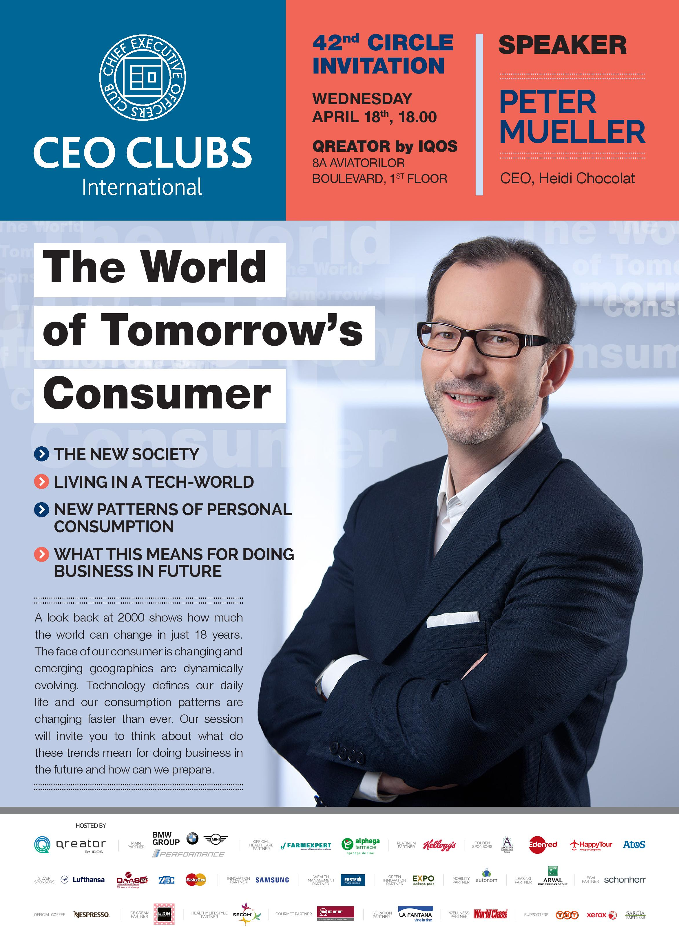 The 42nd Circle: The World of Tomorrow's Consumer