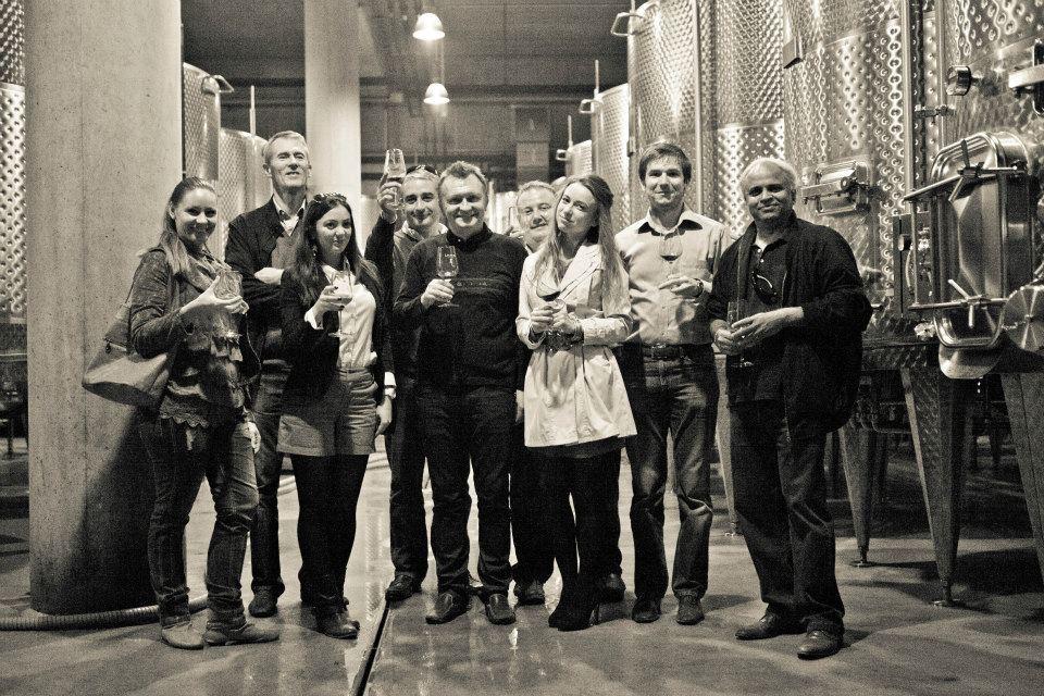 Visit at LacertA Winery